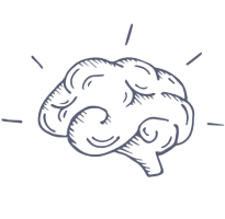 Why choose Upcover - Icon Brain